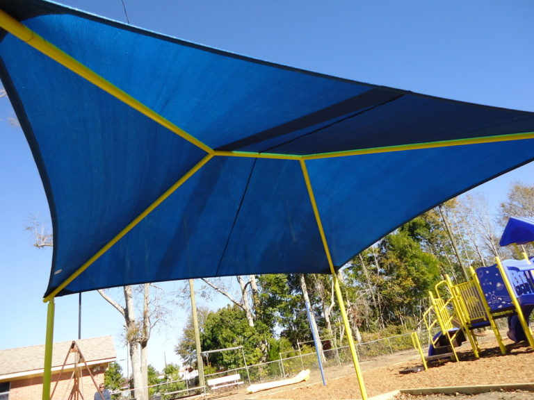 square commercial shade structure 7