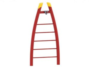 straight rung commercial vertical ladder attachment