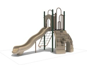 the cliff hanger commercial play system 1