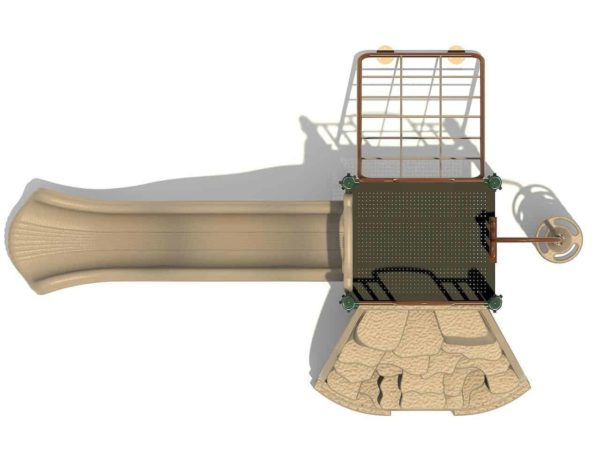 the cliff hanger commercial play system 3