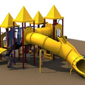 The Towers Play System