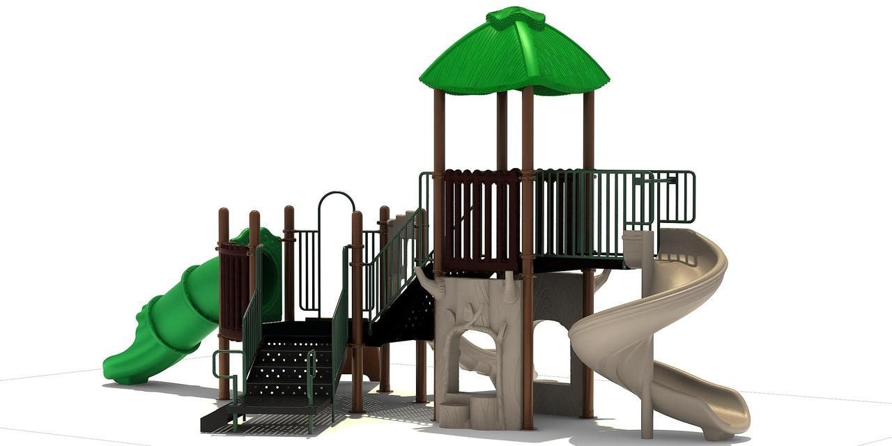 the woods commercial play system 1