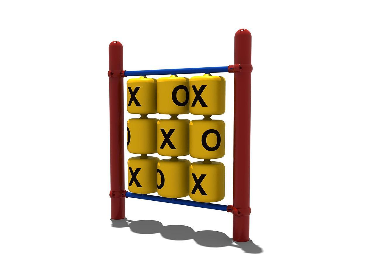 Tic Tac Toe Panel Pro Playgrounds The Play