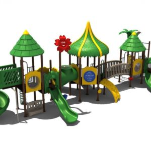 Tortugas Harbor Play System