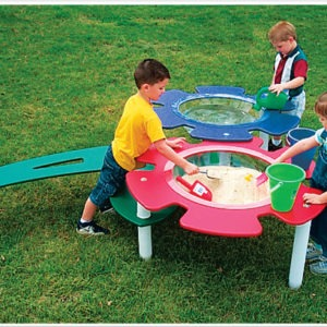Tot Town Sand & Water Table