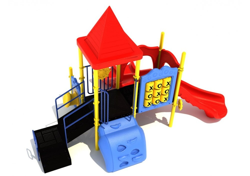 towson commercial playground structure 1