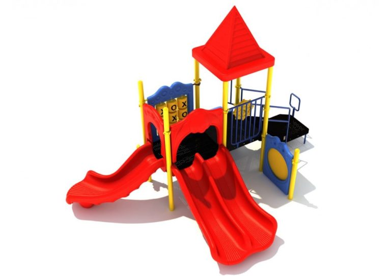 towson commercial playground structure 2