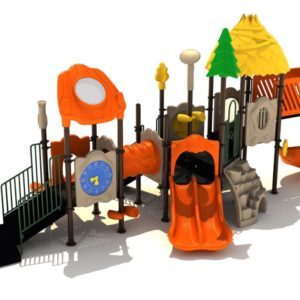 Tulip Towers Playground Structure