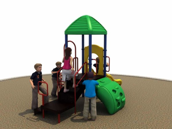 tumble weed commercial playground 2