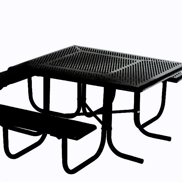 Wheelchair Accessible Ada Square Picnic Table Pro