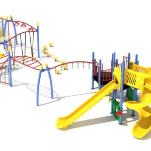 Wrangell Play Structure