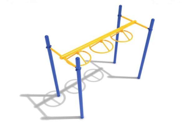 3 wheel swing commercial ladder 1