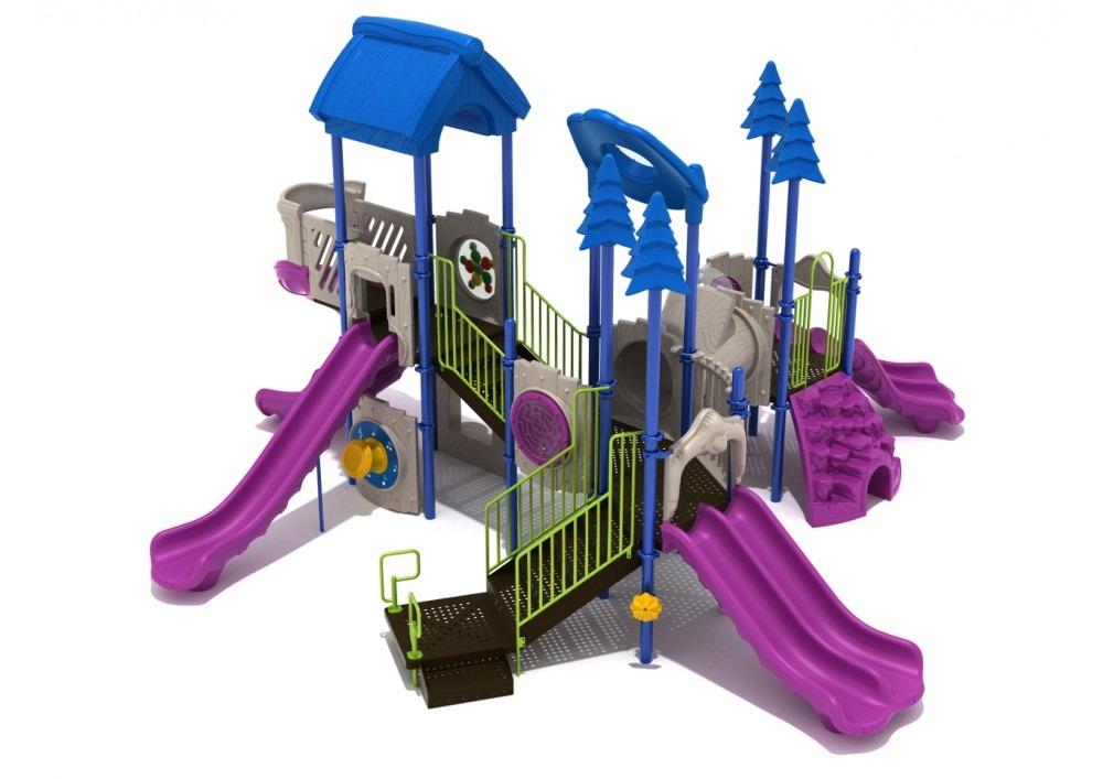 banana bonanza commercial playground system 1