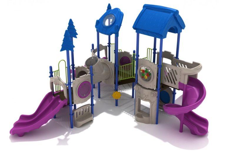 banana bonanza commercial playground system 2