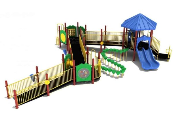 charles mound commercial playground system 1