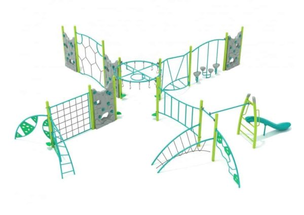 columbia hills commercial playground system 1