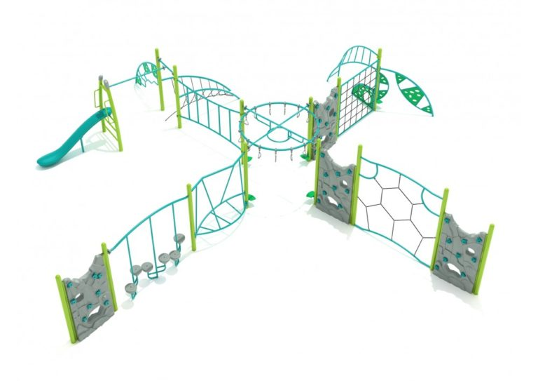 columbia hills commercial playground system 2