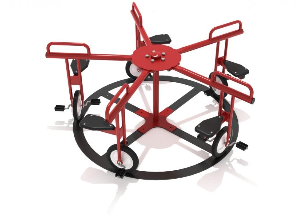 Merry Go Cycle Playground Equipment Pro Playgrounds