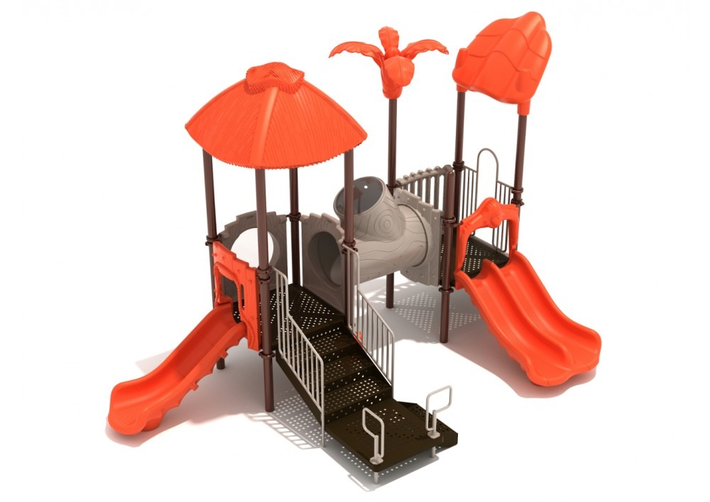 continuous canopy commercial playground system 1