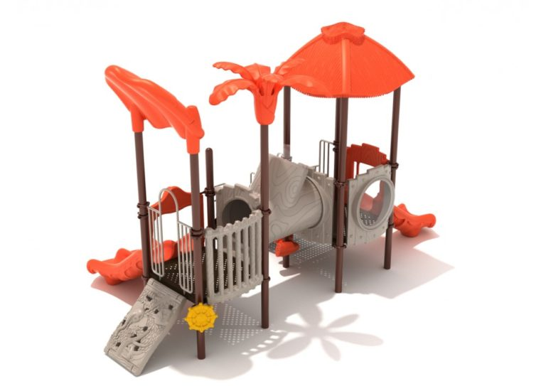continuous canopy commercial playground system 2