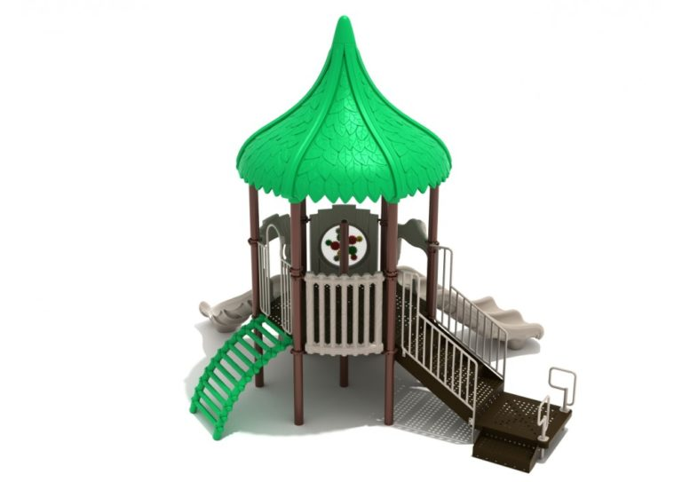 cougar corral commercial playground system 1