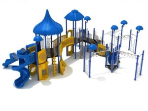 crazy capuchin commercial playground system 1