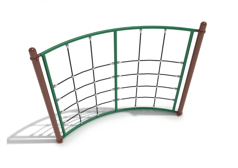 curved net commercial climber 1