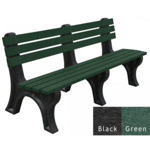 economizer recycled platic bench 1