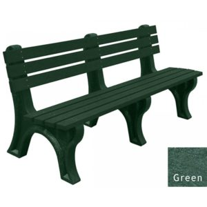 economizer recycled platic bench 15
