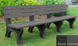 economizer recycled platic bench 20