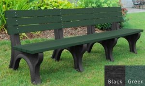 economizer recycled platic bench 21