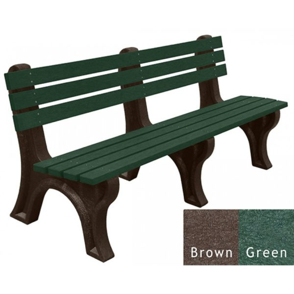 economizer recycled platic bench 8