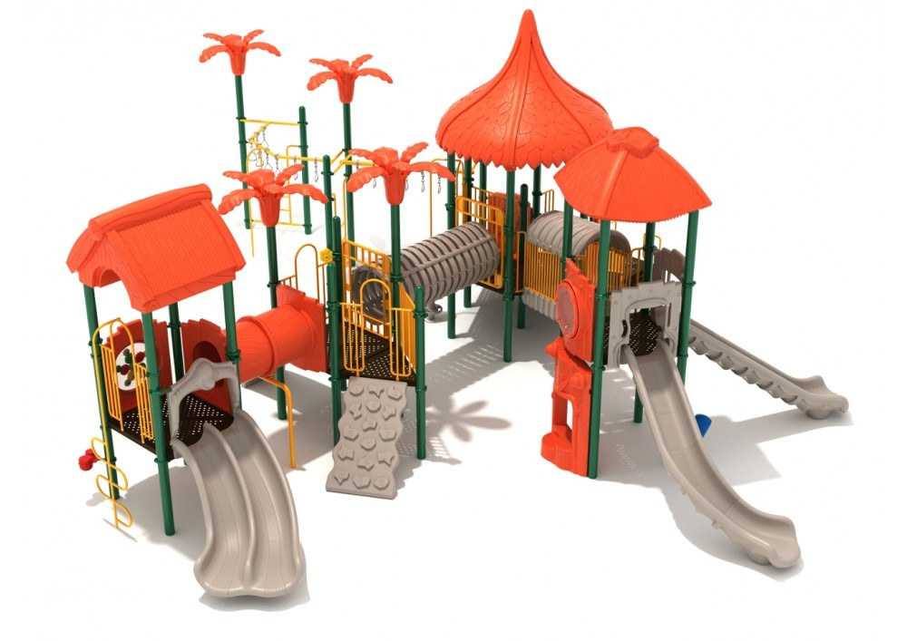fancy frog commercial playground system 3