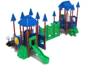 finny fish commercial playground system 1