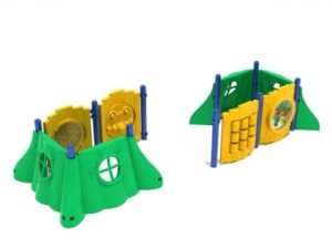 henry hornbill commercial playground system 1