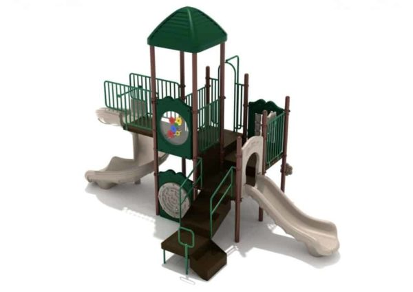 hoosier nest quick ship commercial playground system 1