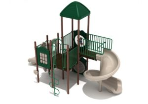 hoosier nest quick ship commercial playground system 2