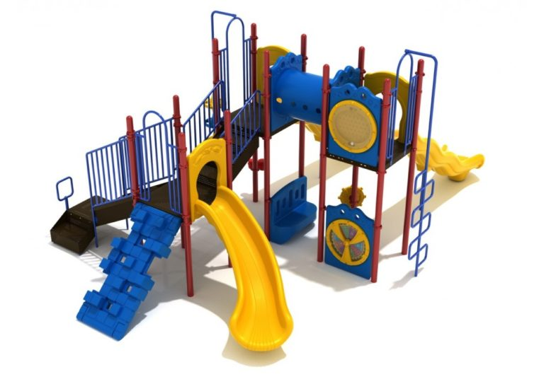 keystone quick ship commercial playground system 4