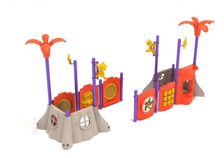 mighty monkey commercial playground system 1