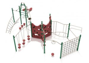 pine valley commercial playground system 2
