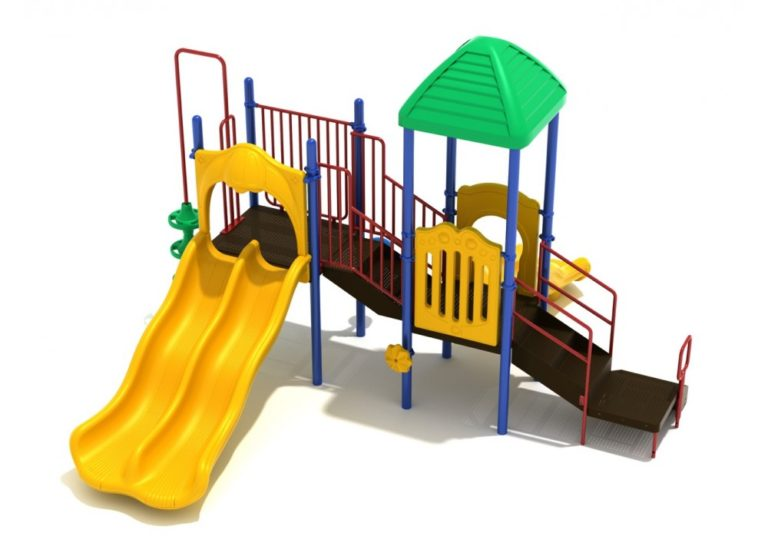 port of play commercial playground system 1