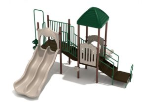 port of play commercial playground system 3