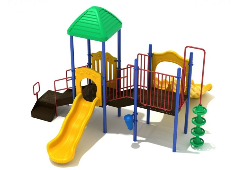 port of play commercial playground system 4
