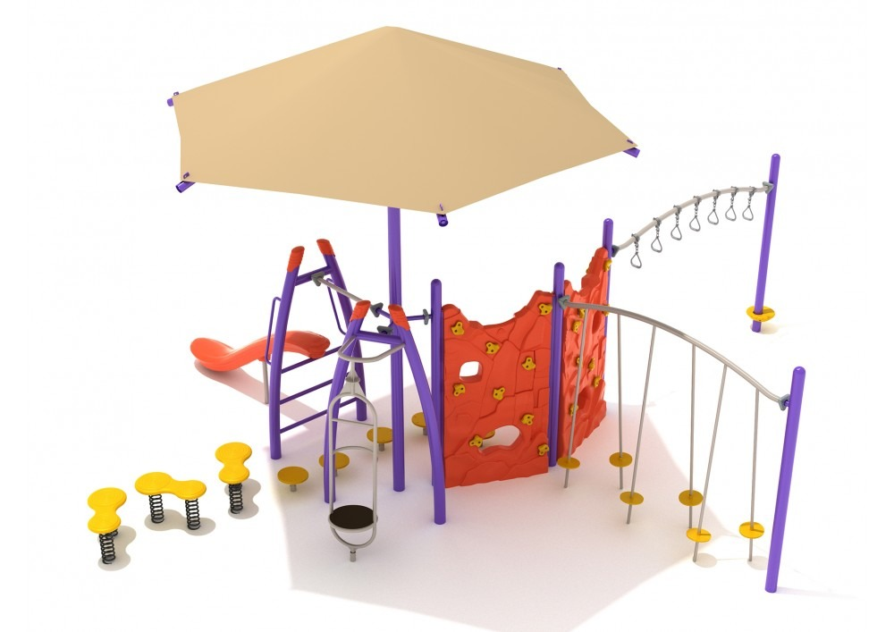 sequoia crest commercial playground system 1