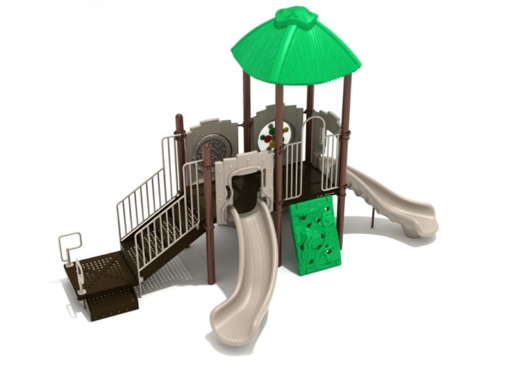 tilly tiger commercial playground system 1