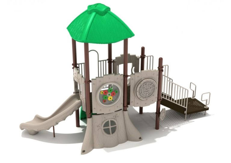tilly tiger commercial playground system 2
