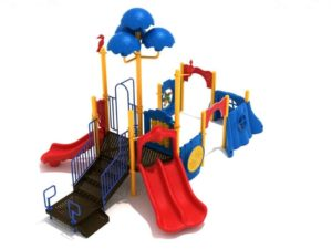 wandering wolf commercial playground system 1
