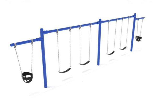 2 cantilevers 2 bays commercial swing frame only with hangers 1
