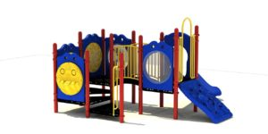 cape shorty commercial playground system 3