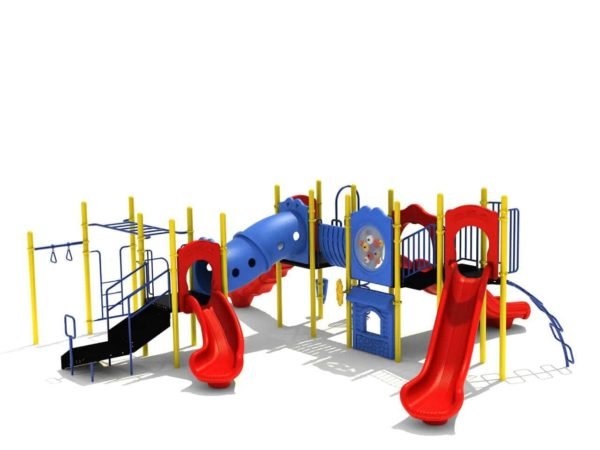 funscapes commercial playground system 2